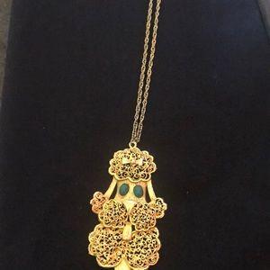 Jewelry - Vintage Poodle Necklace